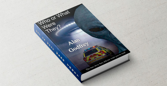 Alan Godfrey Book - Who or What Were They?